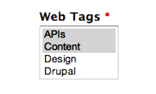 8 ways to take the pain out of Drupal's admin forms | Bryan