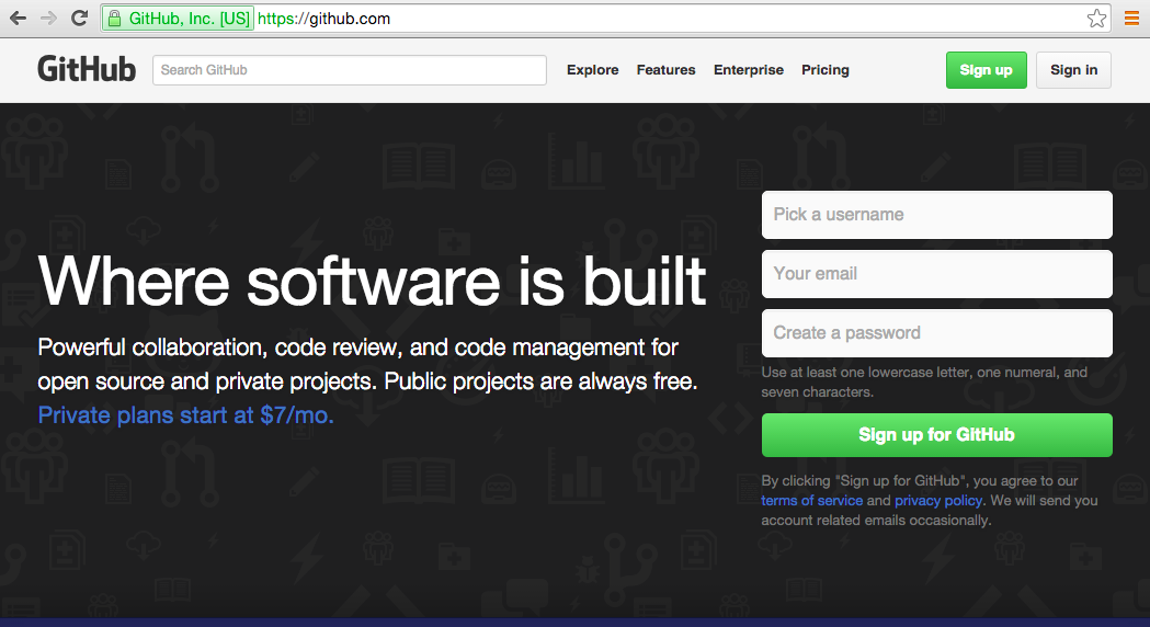 GDI Workshop: Building a Personal Website with Github Pages